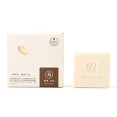 臺灣茶摳 純淨米皂(120g)【小三美日】肥皂/香皂