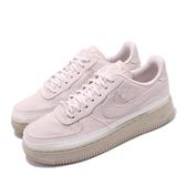 Nike 休閒鞋 Wmns Air Force 1 07 SE 粉紅 灰 女鞋 運動鞋 【ACS】 AA0287-604
