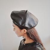 貝雷帽女英倫風八角帽復古日系百搭畫家帽【聚寶屋】