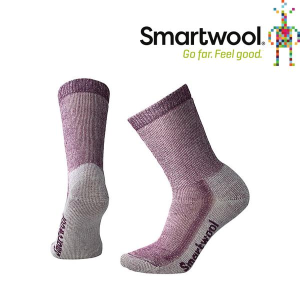 【SmartWool 美國 女款 中級減震型徒步中長襪《黑醋栗紫》】SW0SW294/排汗襪/保暖襪/抗臭襪★滿額送