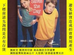 二手書博民逛書店Encyclopedia罕見Brown Saves the DayY234006 Donald J. Sobo