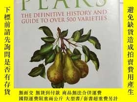 二手書博民逛書店THE罕見BOOK OF PEARS THE DEFINITIVE GISTORY AND GUIDE TO OV
