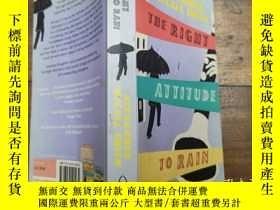 二手書博民逛書店the罕見right attitude to rainY2716