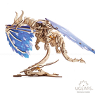 Ugears 暴風之王-卓耿 (送砂紙) 木製模型 恐龍模型 兒童玩具 烏克蘭 交換禮物