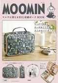 MOOMIN慕敏家族可愛單品:旅行收納包