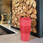 環保隨行杯16oz/夕陽紅【Ecoffee Cup】
