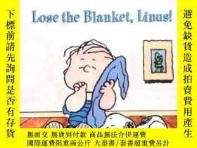 二手書博民逛書店Lose罕見The Blanket, Linus!Y256260 Charles M. Schulz Litt