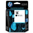 [奇奇文具]【HP 墨水匣】C4936A (C4936) NO.18 黑色原廠墨水匣/L7590/L7580/L7380/K5300