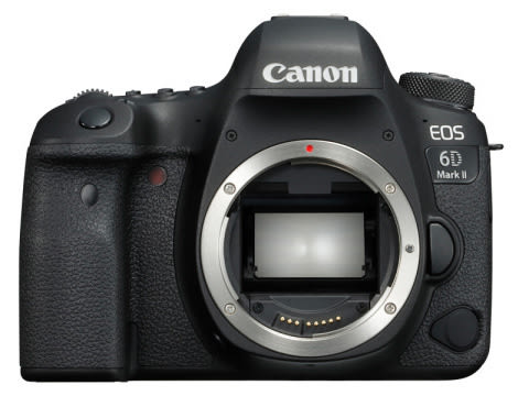 Canon 6D Mark II Body〔單機身〕6D2 平行輸入