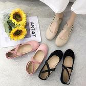 ★KEITH-WILL★ (預購) 歐洲款氣質圓頭平底鞋