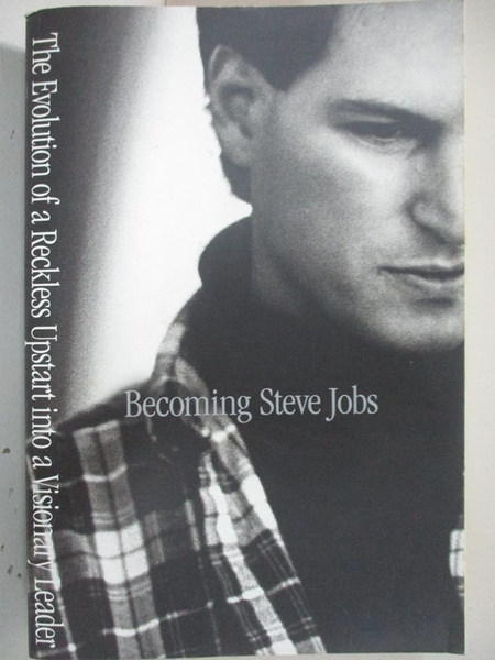 【書寶二手書T4/傳記_D6N】Becoming Steve Jobs_Schlender, Brent
