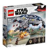 LEGO樂高 星際大戰系列 75233 Droid Gunship™ 積木 玩具