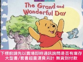 二手書博民逛書店The罕見Grand And Wonderful Day Little Golden BookY255174