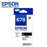 EPSON 原廠黑色墨水匣 T678150 (適用WP-4531,WP-4091)