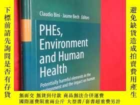二手書博民逛書店Phes,罕見Environment and Human Hea