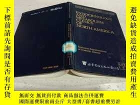 二手書博民逛書店ENDOCRINOLOGY罕見AND METABOLISM CLINICS OF NORTH AMERICA(北美