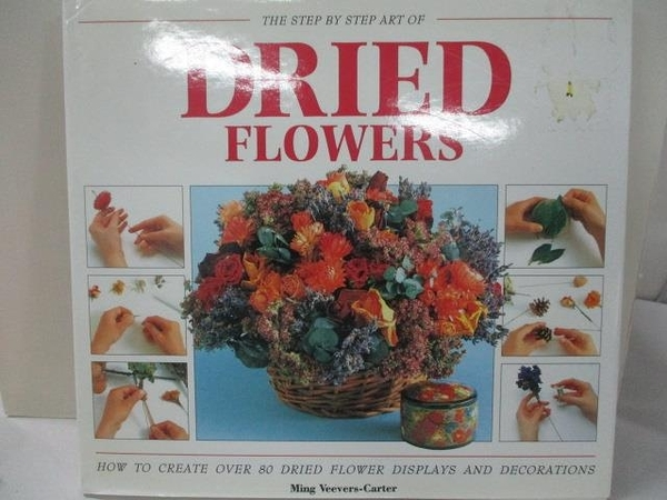 【書寶二手書T1/美工_D6M】Dried Flowers