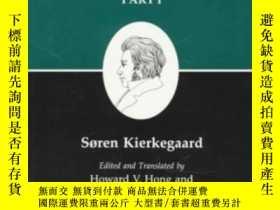 二手書博民逛書店Either or罕見2Y256260 Soren Kierkegaard Princeton Univ Pr