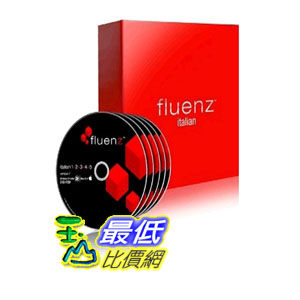 [104美國直購] Fluenz Italian 1+2+3+4+5 for Mac, PC, iPhone, iPad & Android phones