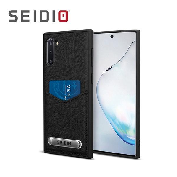 SEIDIO EXECUTIVE 多功能皮革手機保護殼 for Samsung Note 10 Plus