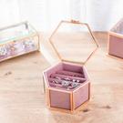 【出清$39元起】Brilliant六邊形珠寶盒-生活工場