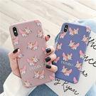 【SZ25】卡通滿版小飛象 軟殼 iphone XS MAX手機殼 iphone XR XS手機殼 iphone 8plus手機殼 iphone 6s plus手機殼
