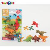 玩具反斗城   恐龍造型橡皮擦(日製)