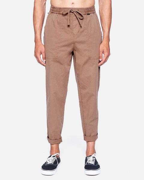 HURLEY|男 BRAVO STRETCH PIGMENT DYED 長褲