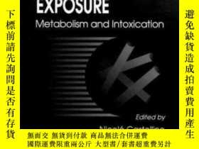 二手書博民逛書店Inorganic罕見Lead Exposure and Intoxications-無機鉛暴露與中毒Y361