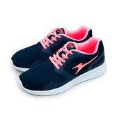 LIKA夢 ARNOR 超輕量訓練跑鞋 極度Q彈系列 深藍粉 72427 女