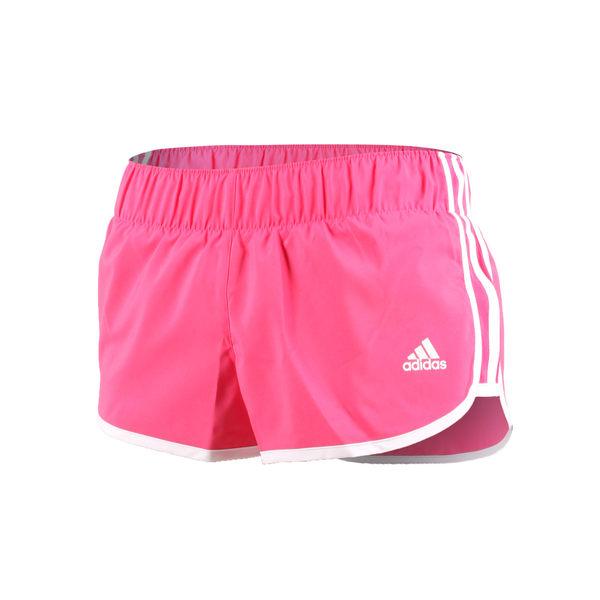 ADIDAS 女運動短褲 (慢跑 路跑 訓練 三分褲 愛迪達≡體院≡