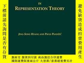 二手書博民逛書店Dirac罕見Operators In Representation Theory-表示論中的Dirac算子Y