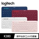 [富廉網]【Logitech】羅技 K380 多工藍牙鍵盤