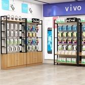 手機配件展示架內衣貨架襪子小飾品掛鉤展櫃商店食品首飾品展示櫃 城市科技DF