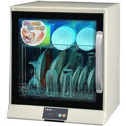 【艾來家電】【刷卡分期零利率+免運費】名象雙層紫外線殺菌烘碗機TT-908
