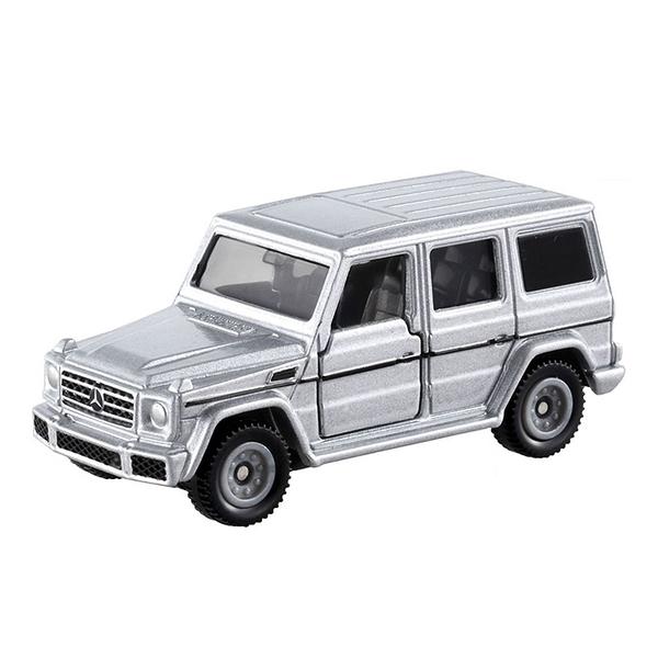 TOMICA 多美小汽車 35 賓士Benz G-Class 【鯊玩具Toy Shark】