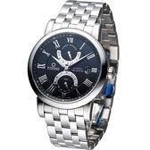梅花錶 TITONI Master Series 天文台認證機械腕錶 94982S-388