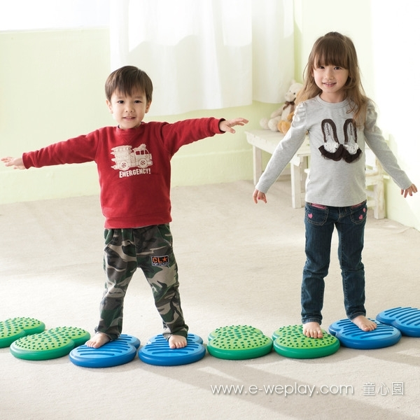 Weplay身體潛能開發系列【創意互動】活力腳ㄚ ATG-KT0012