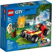 【LEGO樂高】CITY 森林火災 #60247