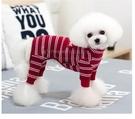 狗狗衣服秋裝泰迪衣服小型犬比熊小狗衣服冬裝四腳衣貓咪衣服