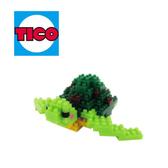 【Tico 微型積木】T-9701 海龜