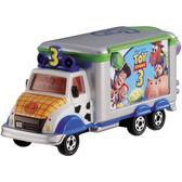 TOMICA 迪士尼小汽車 DM-07 玩具總動員3夢幻車