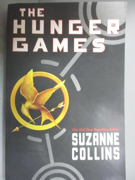 【書寶二手書T1/原文小說_OTT】The Hunger Games_Suzanne Collins
