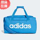 ★現貨在庫★ ADIDAS LINEAR CORE DUFFEL (S) 旅行袋 手提袋 健身 藍 【運動世界】 DT8623