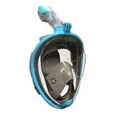 潛水面罩高清防霧潛水鏡男女浮潛面罩游泳鏡【618優惠】