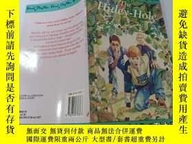二手書博民逛書店The罕見Hidey—Hole:它開的後門Y200392