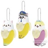 5月預收 免運 玩具e哥 景品 香蕉喵 不可思議的同伴們 背包掛飾絨毛布偶 3款 代理16265