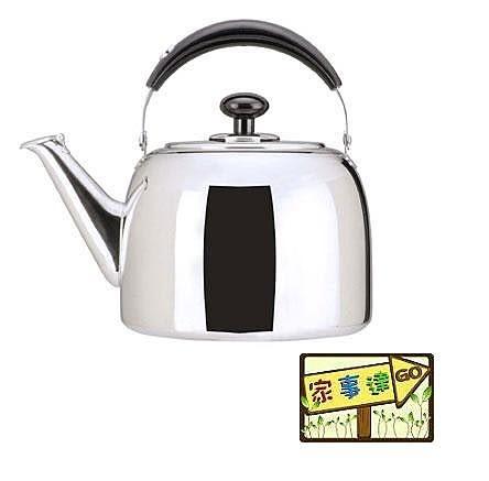 [家事達]牛頭牌 百福樂3L日式笛音茶壺