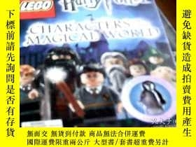 二手書博民逛書店LEGO:罕見HARRY POTTER:CHARACTERS O