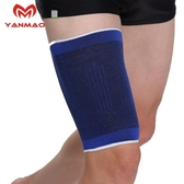 運動護膝護肘護腕腳裸護具男成人跑步薄款